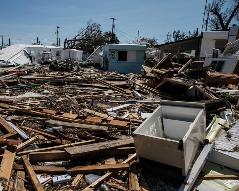 Hurricane Irma-Florida Keys