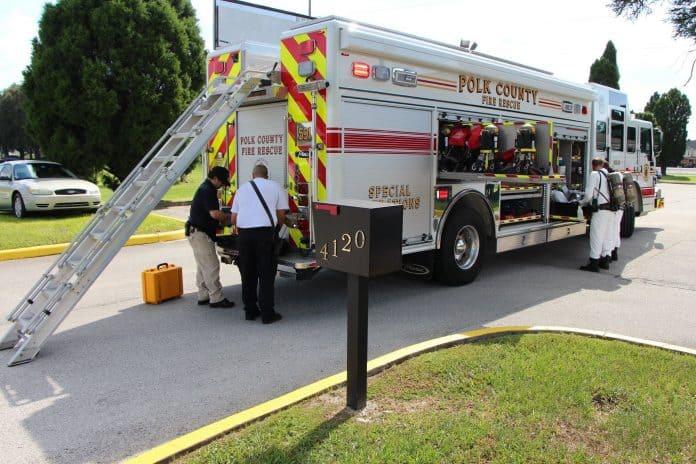 polk county fire rescue