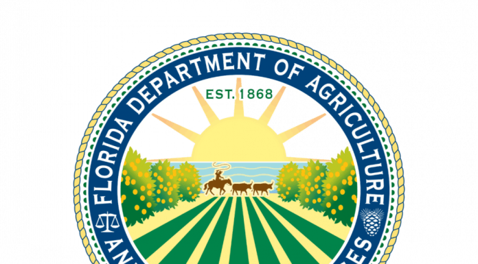 florida agriculture commissioner seal
