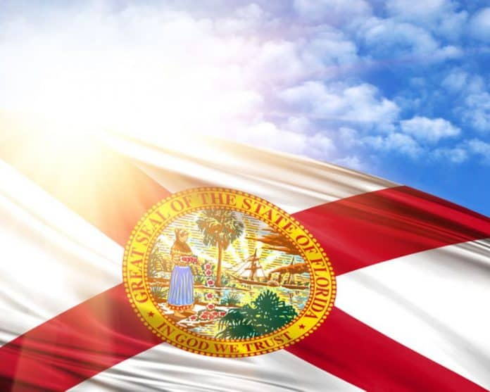 Flag of State of Florida