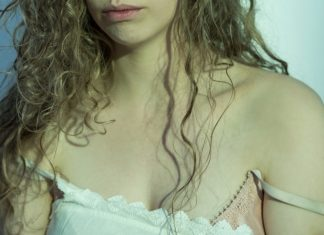 young female victim