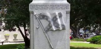 jacksonville confederate monuments