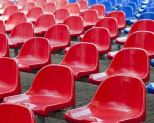red and blue stadium seats_canstockphoto11540279 525x420