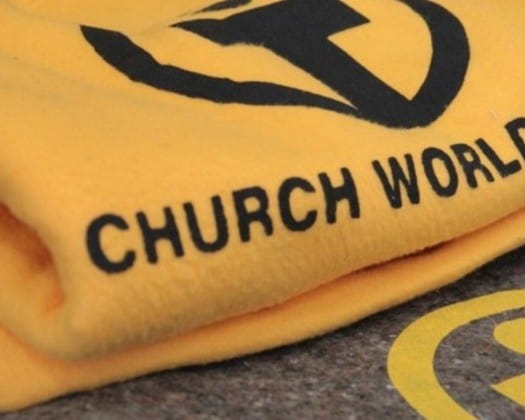 Church World Service-Blankets
