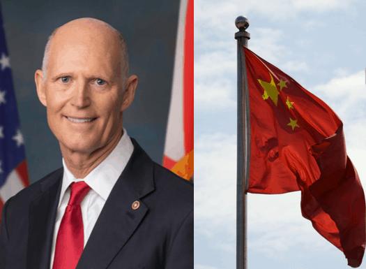 Rick Scott vs China 525x420