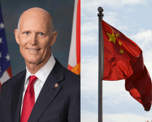 Rick Scott vs China 525x420