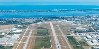 Orlando Melbourne International Airport Airfield