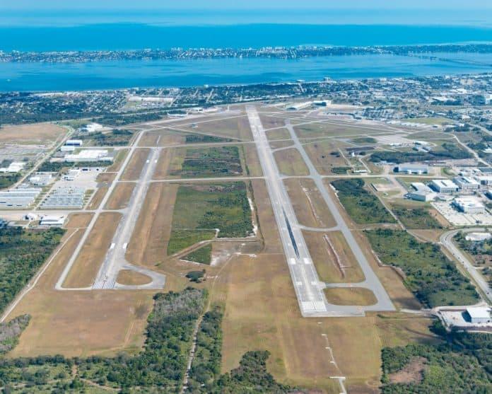 Orlando Melbourne International Airport Airfield