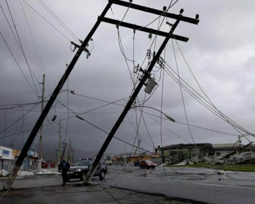 Puerto Rico After Hurricane Maria
