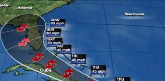 Potential Tropical Cyclone Nine_local10 525x420