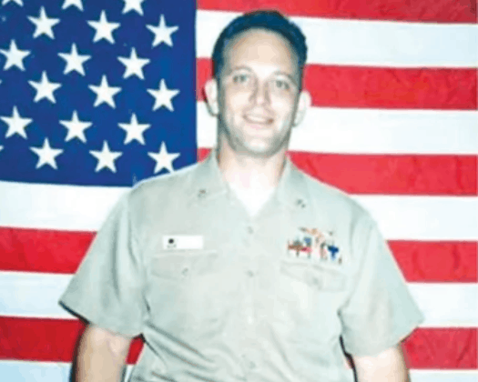 U.S. Navy Chief Petty Officer Andrew Kenneth Baker