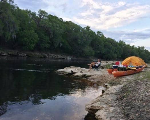 Suwanee River Wilderness Trail_FloridaStateParksdotcom 525x420