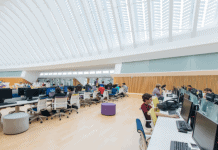 florida polytechnic university_bookless library 525x420