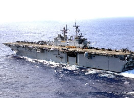 USS Bonhomme Richard 525x420