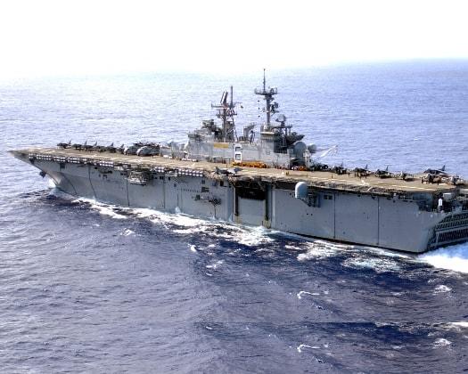 USS Bonhomme Richard 525x420