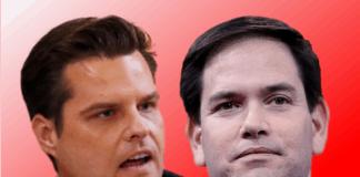 Matt Gaetz & Marco Rubio 525x420