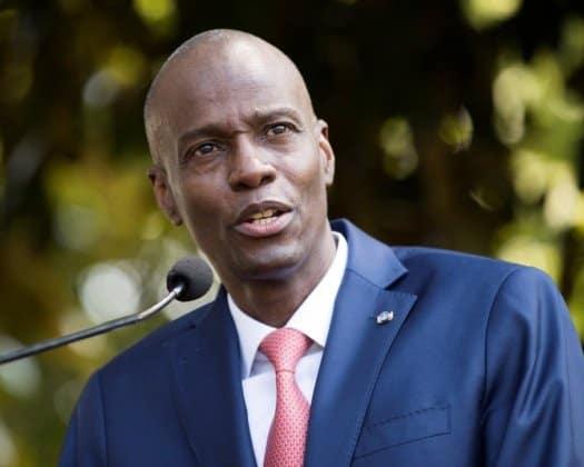 Haitian President Jovenel Moïse_southchinampdotcom 525x420