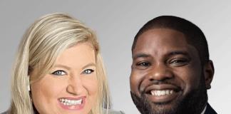 Kat Cammack and Byron Donalds 1000x800